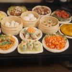 中華食房 チャングイ - 奥様手作りのミニチュア中華 お粘土さんです♪