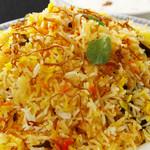 サベラ ティッカ ビリヤニ - 料理写真:Chicken Biryani