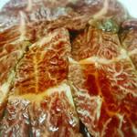 焼肉せきめ - 【ハラミ】その他お肉もありますよ!