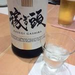 58012742 - テンションあがる食前日本酒
