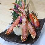 かに鮮亭 - 料理写真:かに身(追加メニュー)