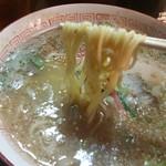 ともちゃん - イメージより少し太目の麺でした