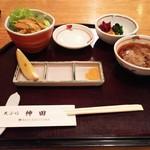 58016005 - 天ぷら膳 1,404円♪
