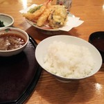 58016010 - 天ぷら膳 1,404円♪