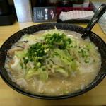 麺や櫻陣 - 野菜たっぷりチャンポン¥850