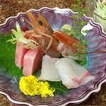 長谷川寿司 - お刺身