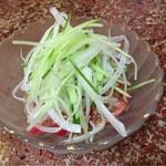 長谷川寿司 - カニサラダ