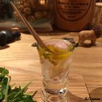 origo - 甘海老のオリーブオイル漬