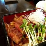 58017328 - 飛騨牛ステーキ丼2160円