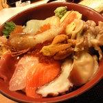 5802107 - 海鮮丼セット