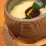 鮨 とも成 - 茶碗蒸し