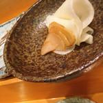 鮨 とも成 - ガリ