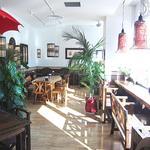 ケニーズハウスカフェ - 内観写真