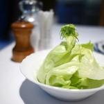 レストラン 代官山小川軒 - レタスサラダ