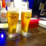 58030506 - プレモルで乾杯♪