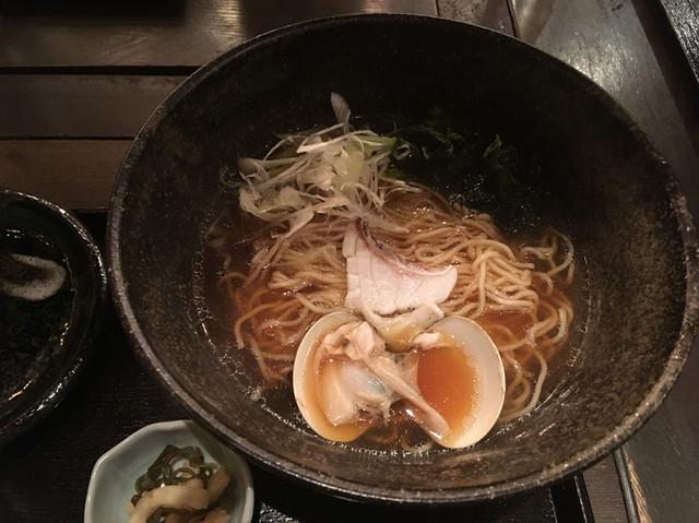 焼きハマグリ新三郎