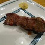 もつ焼き 栄司 - レバー