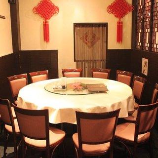 こだわりの宴会個室