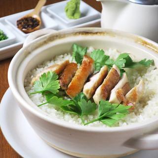 一番人気!!鶏土鍋ご飯!濃厚な旨味の正体とは?