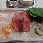 Restaurant Ban  - 牝牛のステーキ
