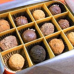 GODIVA Chocolatier - 6種類12個♪