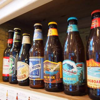 インポートビールなどお酒各種取り揃えております♪