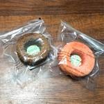 池ノ上ピエール - 焼きドーナツ ショコラ&ストロベリー