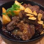 餃座男 - ⭐︎じゅく成肉牛ヒレ⭐︎