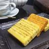 モカドール - 料理写真:バウムクーヘン