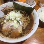水鶏 - 料理写真:醤油なんばん800円