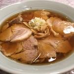 食事処いろり火 - 料理写真:チャーシューメン(800円)