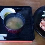 森のくまさん - 料理写真:森くま定食は950円です