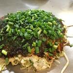 お好み焼てつ - 料理写真: