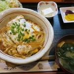 とんかつ 美竹 - カツ丼