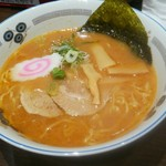 めん六や - 料理写真:味噌ラーメン590円