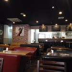 Creativo Cafe Italiano unotto - 内観(16年10月)