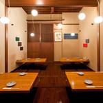 藁焼きと四国料理88屋 - こ上がり堀席