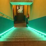 マーズダイナー - 地下への階段です