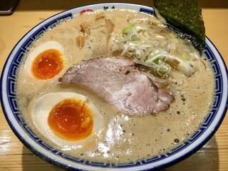 銀座 いし井 五反田店 - 中華ソバ /油多め