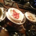 無国籍料理 夢の国 - 無国籍料理多数