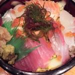 尚風亭 - ちらし寿司\1,000