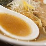 麺屋 あさ蔵 - スープ