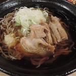 58066008 - 肉そば(冷)