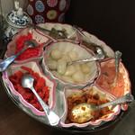 シギリヤ - 薬味7種セット