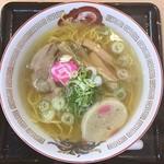 らーめん きちりん - 塩ラーメン 750円