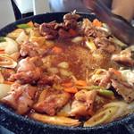 韓国野菜料理 JUN - ダッカルビー鶏焼肉―