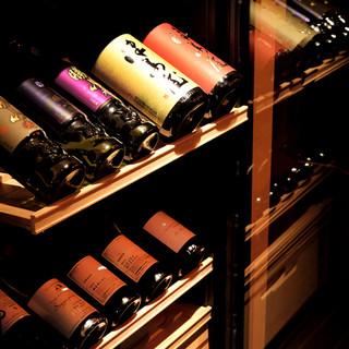 只今、ワインセラーで日本酒を熟成中!たまにはこんな飲み方も◎