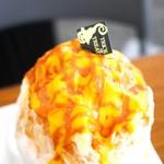 雪うさぎ - 秋色かぼちゃキャラメル