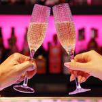 フリーズ六本木 - シャンパンは初めの乾杯に是非☆