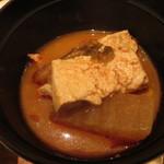ロテル ド ビュッフェ - 豆腐チゲ